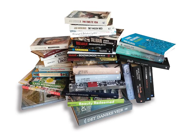 BogGrafisk - Grafisk opsætning af bøger