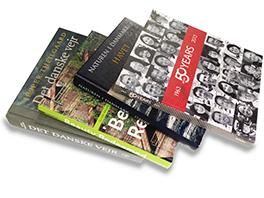 Faglitteratur, BogGrafisk