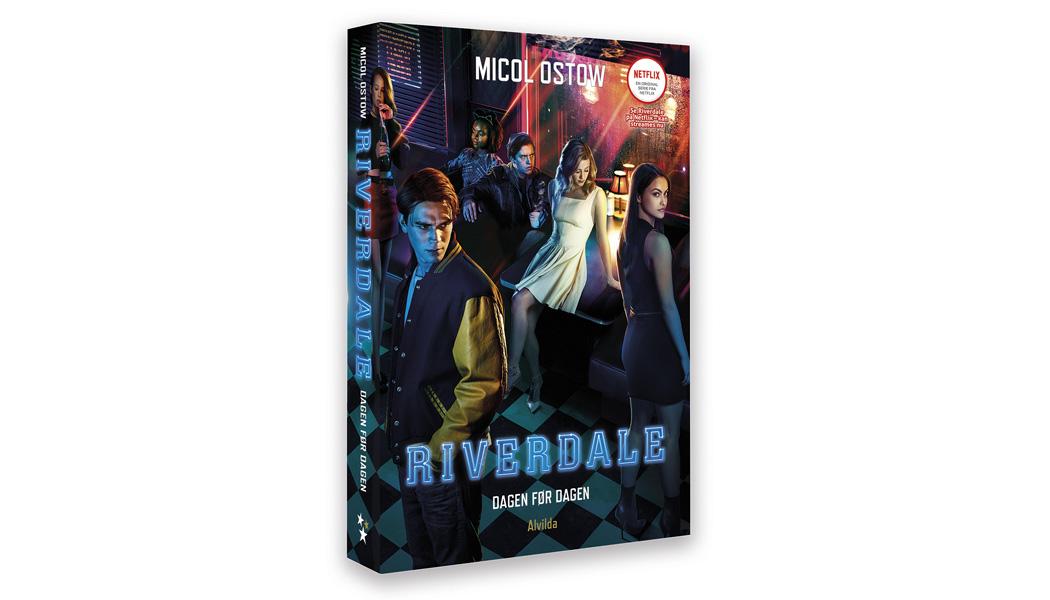 Riverdale - coedition - dansk sats og omslags design BogGrafisk